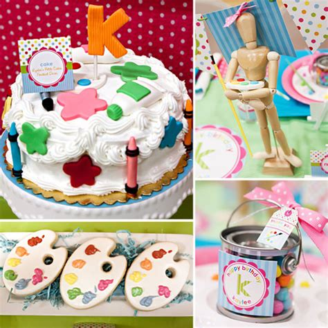 arts and crafts ideas for birthday arts and crafts birthday popsugar