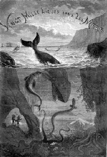 Atotovive: Julio Verne: 20,000 leguas de viaje submarino
