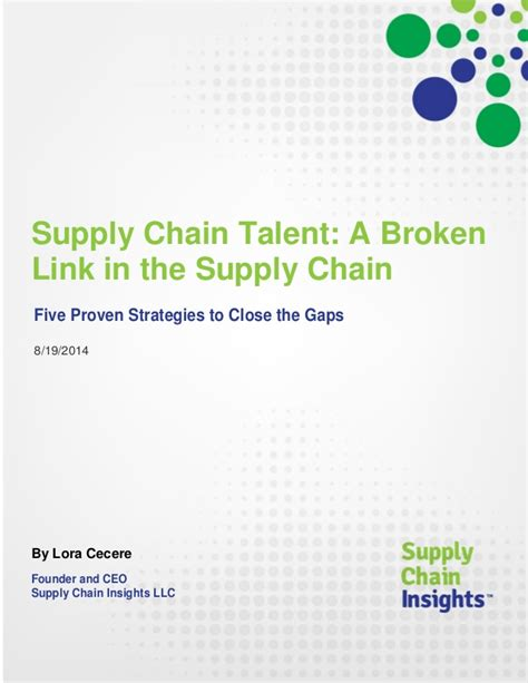 designer talent to shine in the 2015 coreldraw supply chain talent a broken link in the supply chain