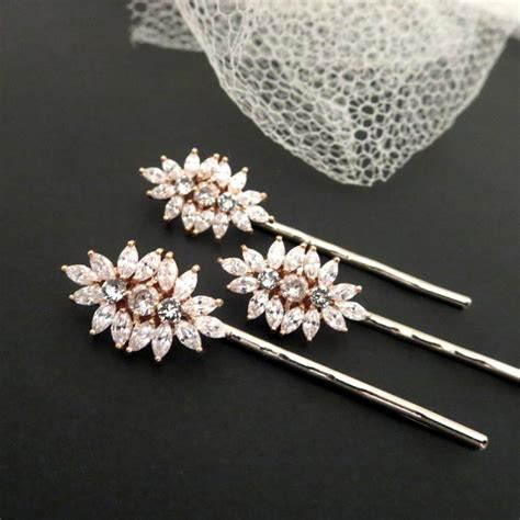 Vintage Bridal Hair Pins by Gold Bridal Hair Pins Bridal Hair Comb Vintage