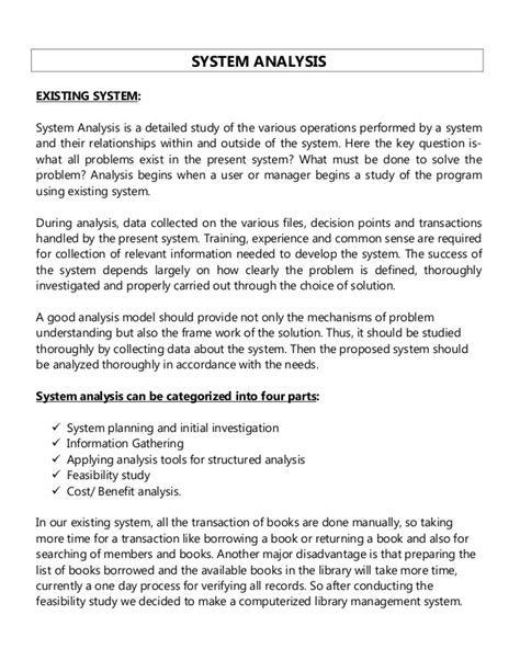 abstract thesis library system software engineering case study library management system