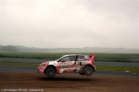 Rally Auto Verzekeren by Duval En Volkswagen Een De Favorieten Op Wk Rallycross