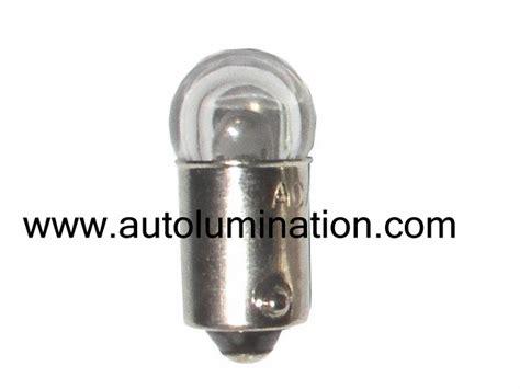 Lu Led Bulb 10 5 Watt Philips ba9s bax9s e10 ba7s indicator instrument panel bulbs