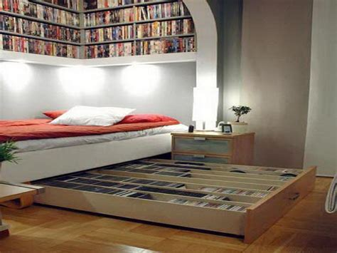 shelving ideas for bedrooms bloombety shelf design ideas for small bedrooms