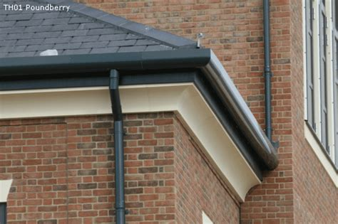 traufgesims detail house martin construction grp cornice lable moulds and