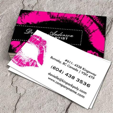 makeup card template best 20 makeup business cards ideas on makeup
