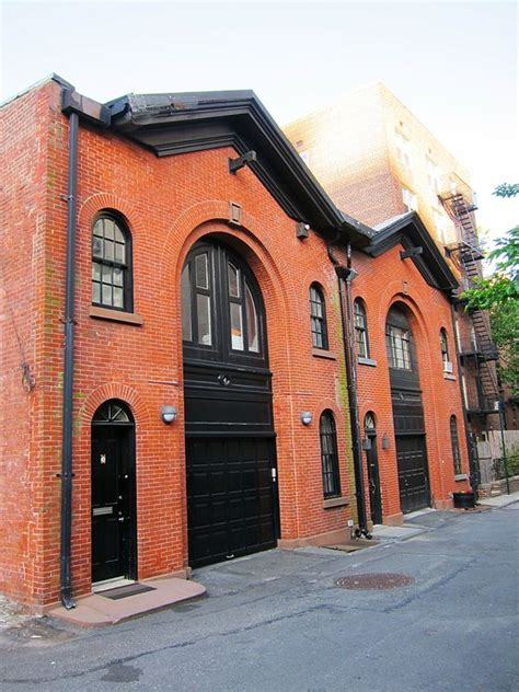 carriage houses at 291 and 293 hicks street in brooklyn home design nyc and architecture on pinterest