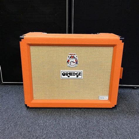 Orange Crush Pro Cr120c 120w 2x12 Guitar Combo Lifier orange cr120c crush pro 120w 2x12 guitar combo reverb