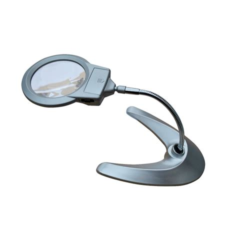 floor magnifying light desk table floor magnifying l illuminating magnifier