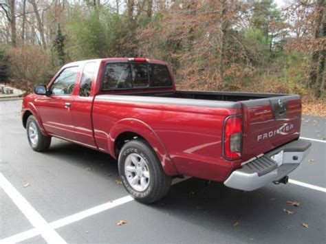 find used 2004 nissan frontier xe extended cab truck 2dr 4