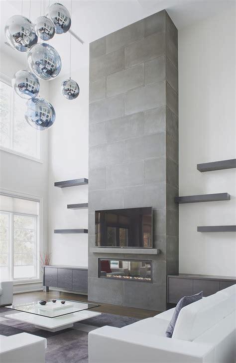anthony concrete pinehurst living room  fireplace