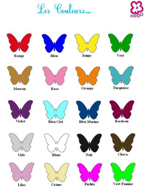 des colores oc 233 an fle les couleurs et les formes