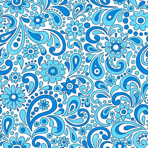 pattern design blue how to draw paisley designs google search zentangle