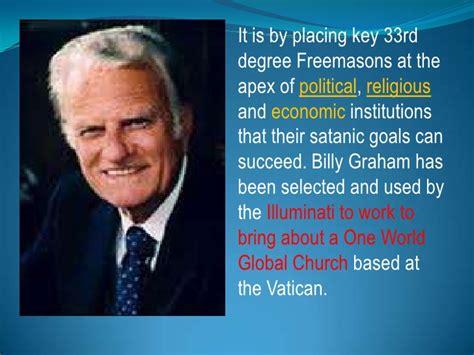 billy graham illuminati the member of freemasonry