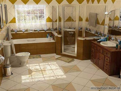 wallpaper bathroom designs bathroom interior design desktop wallpapers