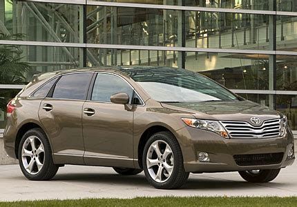 toyota camry suv 2009 venza is part suv part camry all toyota detroit
