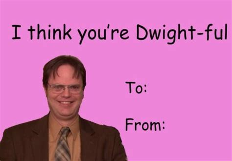 the office valentines day cards best 25 office memes ideas on the office the office humor and the office dwight