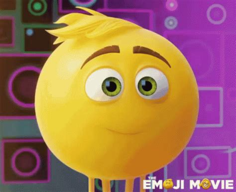 Happy Realization Gif Emojimovie Smile Amazed Discover | happy realization gif emojimovie smile amazed discover