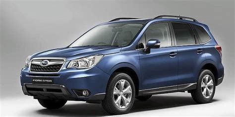 subaru forrester cost why the cost of a used subaru forester is about to go up