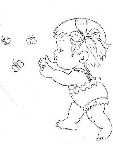 Coisas da Nil - Pintura em tecido: Brincando com borboletas...