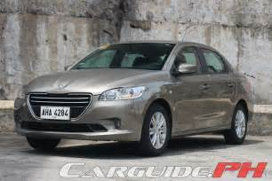 Peugeot 301 1 6 Hdi Review 2015 Peugeot 301 1 6 Hdi Carguide Ph