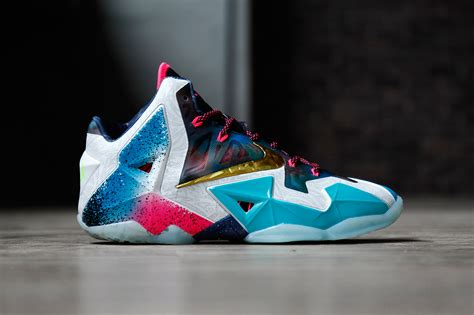 Nike Lebron nike lebron 11 quot what the lebron quot detailed photos sbd