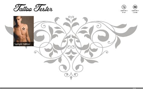 tattoo apps for windows 8 tattoo tester windows 8 app choose awesome tattoo design