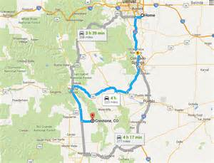 the trip to crestone colorado