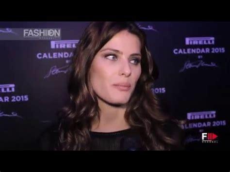 pirelli calendar 2015 by fashion channel youtube pirelli calendar 2015 interview to isabeli fontana by