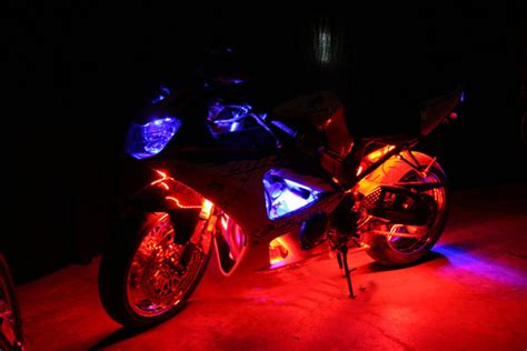 Motorcycle Lights by Led Lighting The Best Collection Motorcycle Led Lights