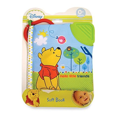 Soft Board Book Winnie The Pooh disney baby 174 hello friends shirt pooh soft book buybuy baby