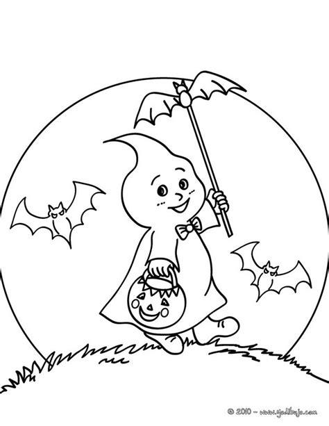 imagenes de fantasmas para dibujar faciles dibujos para colorear fantasma de halloween al anochecer