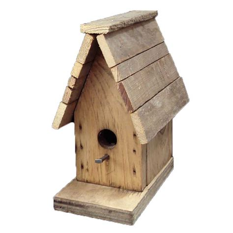 wooden bird houses weathered wood bird house