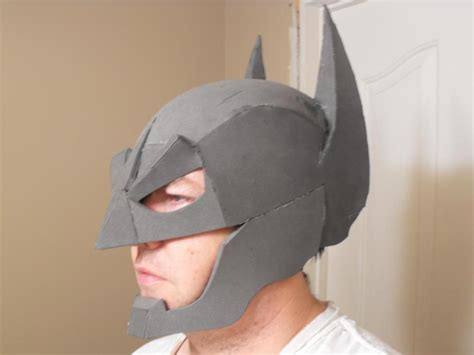 Papercraft Batman Mask - papercraft batman mask 28 images vil13 black mask