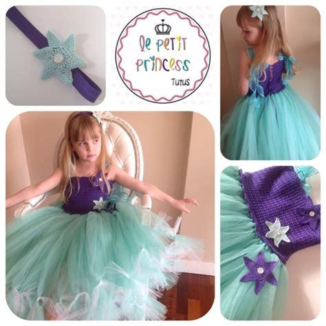 como hacer trajes de sirenita tejidos para bebe imagenes del vestido de sirenita imagui