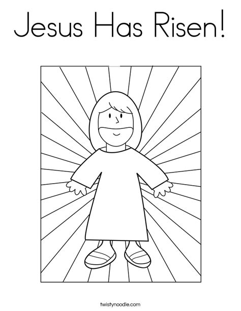 preschool coloring pages about jesus has risen he is risen coloring page www pixshark com images