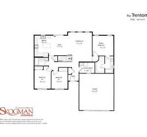 skogman homes floor plans trenton floor plans
