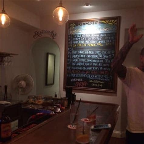 Pierside Kitchen And Bar by Pierside Kitchen And Bar 105 Photos Bars 610 Avenida