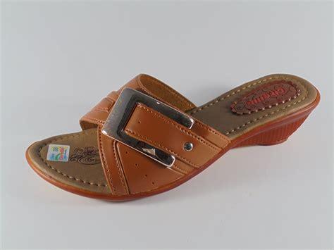 Termurah Sandal Karet Docmart Silver sandal wanita murah meriah
