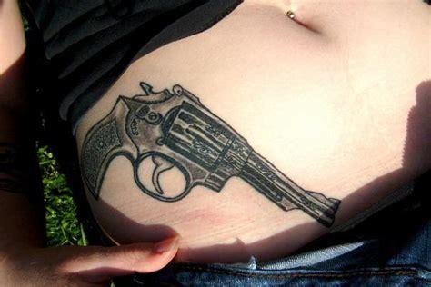 tattoo gun best gun tattoos and designs page 27