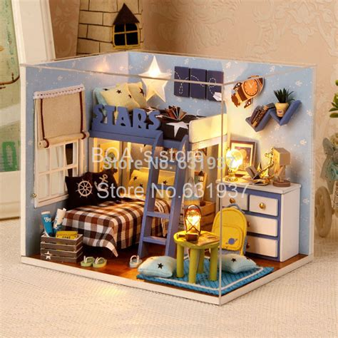 1 12 dolls house furniture aliexpress com buy 2015 new 1 12 doll house miniatura wooden doll house include