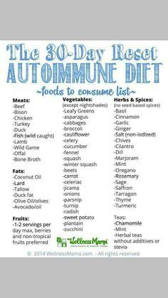 30 day reset autoimmune diet plan wellness mama 1000 images about health on pinterest thyroid migraine
