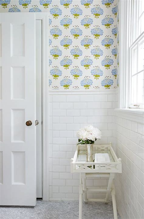 Badezimmer Tapezieren by Inspiration Bathroom Design Simplified Bee