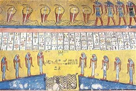 Egypt The Tomb Of Ramesses Iv Valley Of The Kings Egypt
