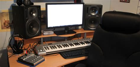 bedroom music studio guest post starting a bedroom music business by buying