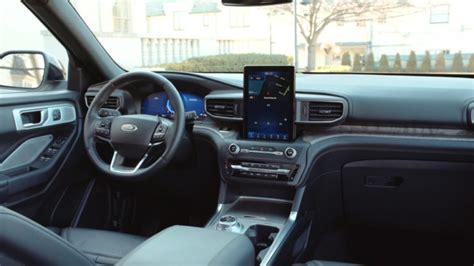 2020 Ford Explorer Design by フォード 新型 Explorer 2020 公式デザイン画像集 Newcar Design