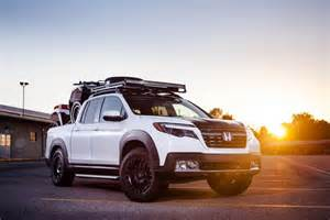 Does Honda Make A Truck 2017 Honda Ridgeline By Fox Marketing Truck Review Top