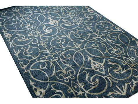bashian rugs greenwich bashian rugs greenwich rectangular azure area rug bshr129azhg305