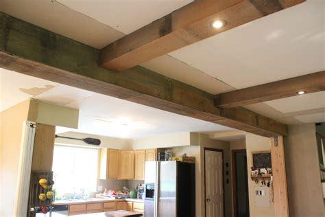 diy wood ceiling beams diy do it your self