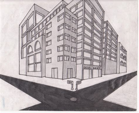 easy city building drawings www pixshark images galleries with a bite
